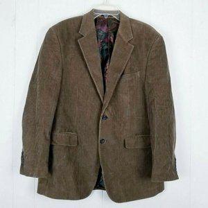 Lauren Ralph Lauren Corduroy Jacket Size 42R